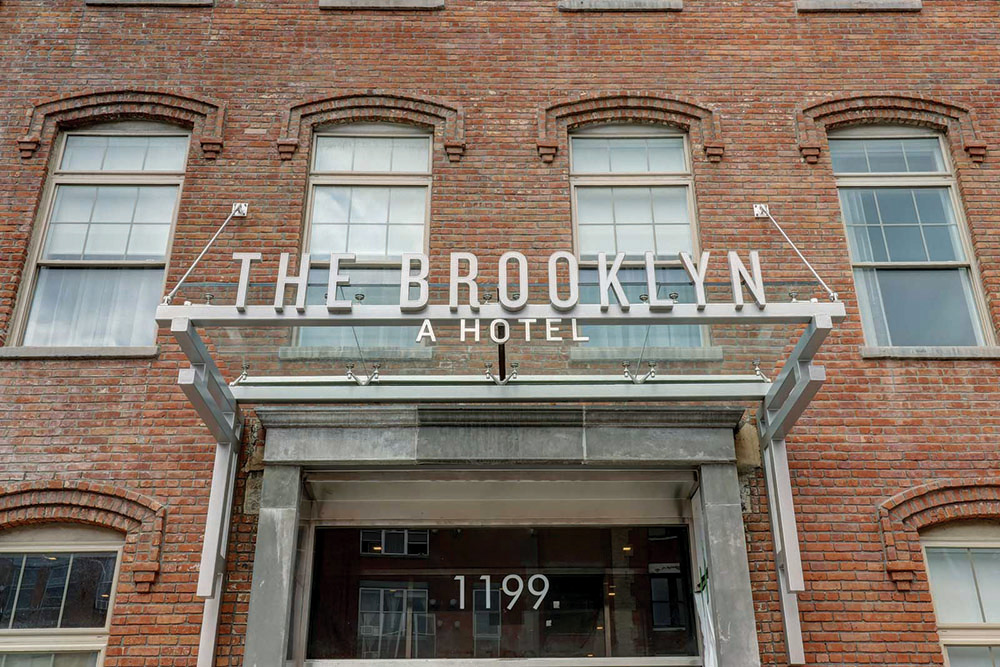 The Brooklyn : A Hotel